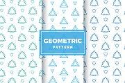 Geometric Vector Patterns #205