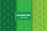 Geometric Vector Patterns #204