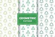 Geometric Vector Patterns #203
