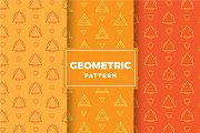 Geometric Vector Patterns #202