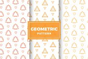 Geometric Vector Patterns #201