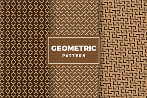 Geometric Vector Patterns #250