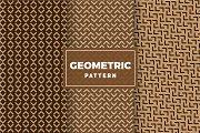 Geometric Vector Patterns #250