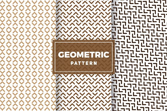 Geometric Vector Patterns #249 in Patterns