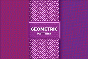Geometric Vector Patterns #248