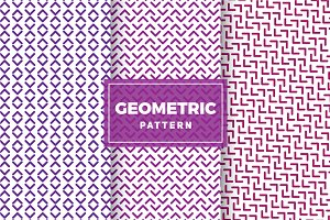 Geometric Vector Patterns #247