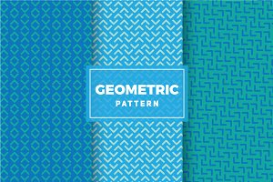 Geometric Vector Patterns #246