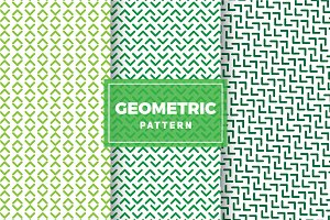 Geometric Vector Patterns #243