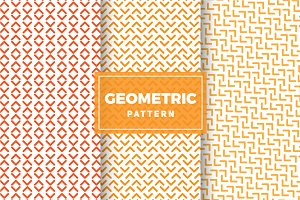 Geometric Vector Patterns #241