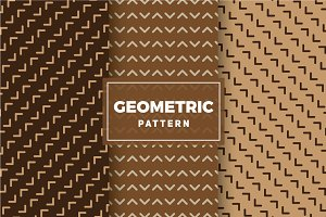 Geometric Vector Patterns #240