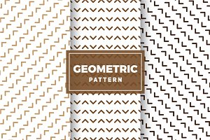 Geometric Vector Patterns #239