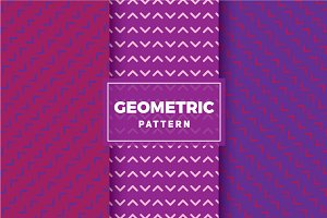 Geometric Vector Patterns #238