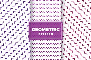 Geometric Vector Patterns #237
