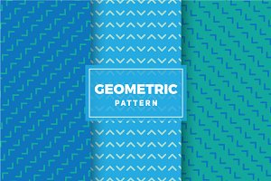 Geometric Vector Patterns #236