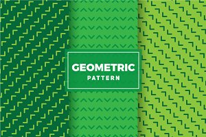 Geometric Vector Patterns #234