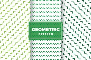 Geometric Vector Patterns #233