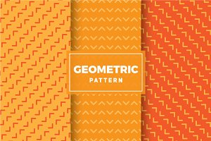 Geometric Vector Patterns #232