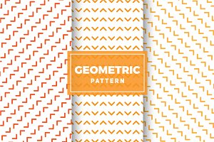 Geometric Vector Patterns #231