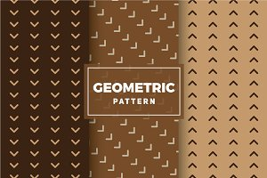 Geometric Vector Patterns #230