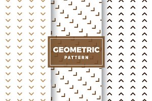 Geometric Vector Patterns #229
