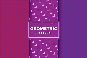 Geometric Vector Patterns #228