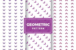 Geometric Vector Patterns #227