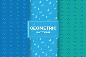 Geometric Vector Patterns #226