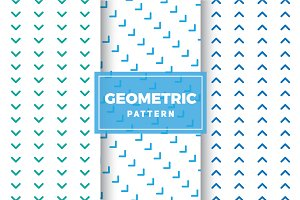 Geometric Vector Patterns #225