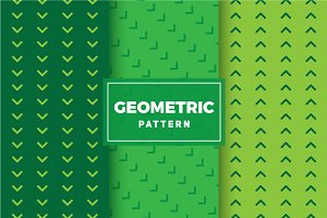Geometric Vector Patterns #224