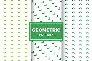 Geometric Vector Patterns #223