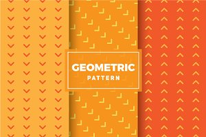 Geometric Vector Patterns #222