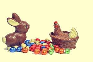 Chocolate friendship