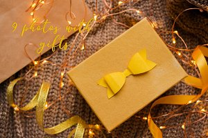 SALE!!! Yellow gift