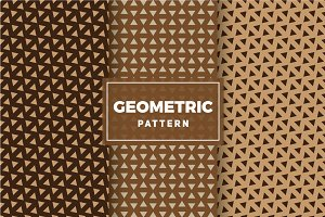 Geometric Vector Patterns #300