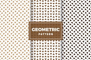 Geometric Vector Patterns #299