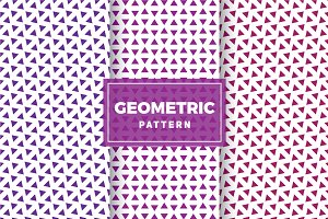 Geometric Vector Patterns #297