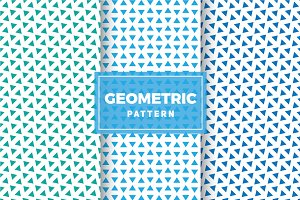 Geometric Vector Patterns #295