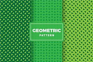 Geometric Vector Patterns #294