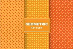 Geometric Vector Patterns #292