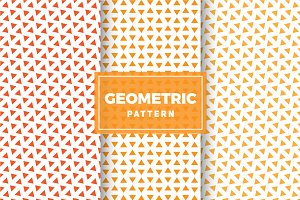Geometric Vector Patterns #291