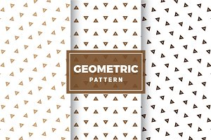Geometric Vector Patterns #289