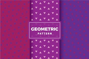 Geometric Vector Patterns #288
