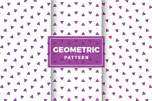 Geometric Vector Patterns #287