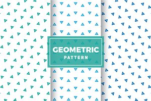 Geometric Vector Patterns #285