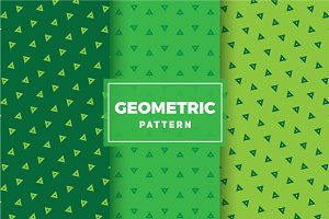 Geometric Vector Patterns #284