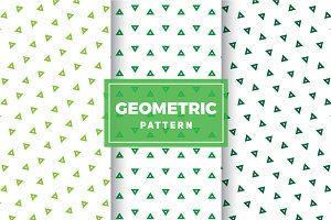 Geometric Vector Patterns #283