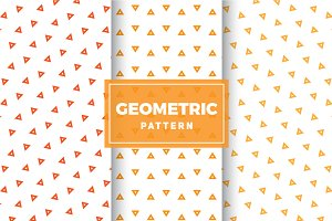 Geometric Vector Patterns #281