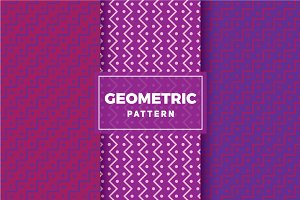 Geometric Vector Patterns #278