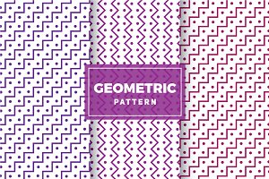 Geometric Vector Patterns #277