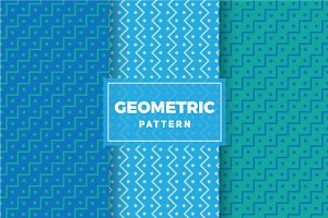 Geometric Vector Patterns #276